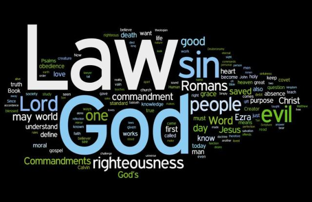 What is the Law of God